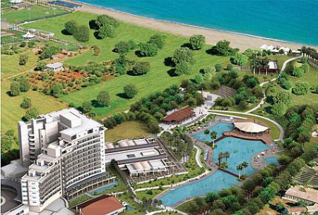 Barut Hotels Lara Resort and Spa 4*